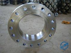 Q345B带颈平焊法兰和对焊法兰介绍